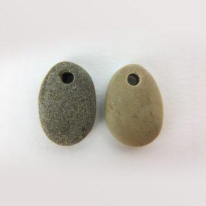 coppi di sassi per orecchini 6